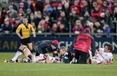 Victory comes at a cost for Ulster as resources dwindle for return clash with Scarlets