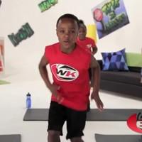 'Workout Kid' has football world buzzing