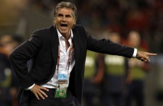 Queiroz suspended for 6 months over doping controversy