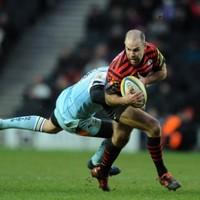 It's slightly frightening how speedy Charlie Hodgson looked skinning defenders yesterday