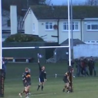 The ending of Skerries vs Banbridge needs to be made into a rugby movie