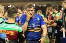 Leinster captain Heaslip: 'I don't think there's a lot between the sides'