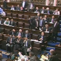 Mattie McGrath suspended from Dáil over row with Ceann Comhairle