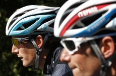 Brothers (up) in arms: the Schleck boys aren't happy