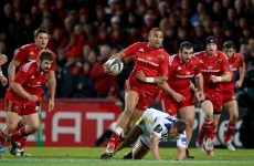 Kayser the tackling king, Gopperth runs and more big stats from the Champions Cup weekend