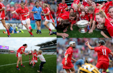 Trophies, Allstars and Hernandez the dog - 31 pictures from Cork's year of ladies GAA glory