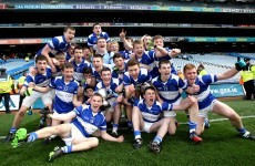 The day my alma mater won the All-Ireland in Croke Park - My 2014 sporting moment