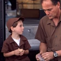 Unbelievably cute UPS ad features real-life kid become a postman for a day