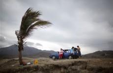 Hurricane Dora gaining strength off Mexican coast