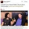Russell Brand tells Irish people to 'take the day off work' for water charges protest