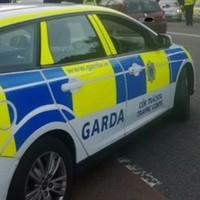 Two gardaí injured after joyriders smash into patrol car