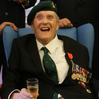 Irish D-Day veteran awarded France's highest military honour