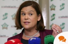 Opinion: Mary Lou would elevate Sinn Féin to the political elite as party leader