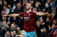 Carroll: West Ham can win Premier League title