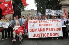 €178m pension deal agreed for Waterford Crystal workers