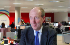 Does Shane Ross want to be Taoiseach? His answer might surprise you...