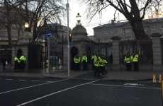 Gardaí have some advice for those attending today's Right2Water protest