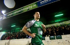 'I'll be tucking into my turkey' - Connacht's Faloon on striking a balance over Christmas