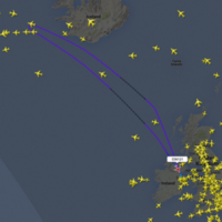 """Orlando-bound flight diverted back to Dublin due to """"technical fault"""""""