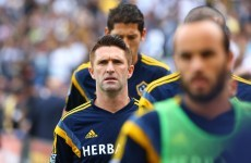 'Sometimes change is good for everybody': Robbie Keane hints at Galaxy departure