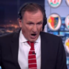 'It's gone the wrong way...': Thommo had a rollercoaster 10 minutes watching Liverpool last night