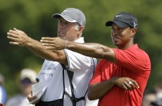 Woods cuts ties with 'shocked' long-term caddie Steve Williams