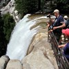 Three presumed dead after being swept over Yosemite waterfall
