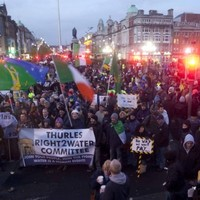 As it happened: Tens of thousands turn out in Dublin to demand 'Right2Water'
