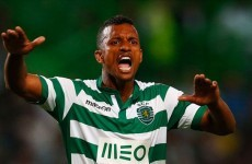 Manchester United give up hope of Nani return