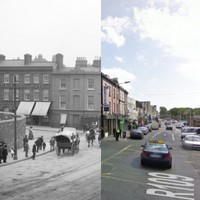 7 then-and-now archive photos of Dublin street scenes