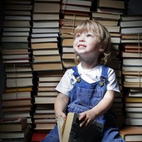 What were the most borrowed books from the library last year?