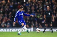 Group winners Chelsea cruised to victory over Sporting Lisbon
