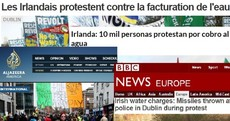 Switzerland to Venezuela: How the world sees today's water protests