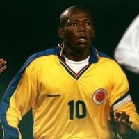 Faustino Asprilla forced to flee Colombia after gang's death threats