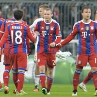 Bayern stroll into last 16, Cillian Sheridan's APOEL miss out on Europa League