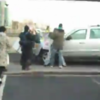 VIDEO: SUV hits pedestrians at anti-water charge protest in Dublin