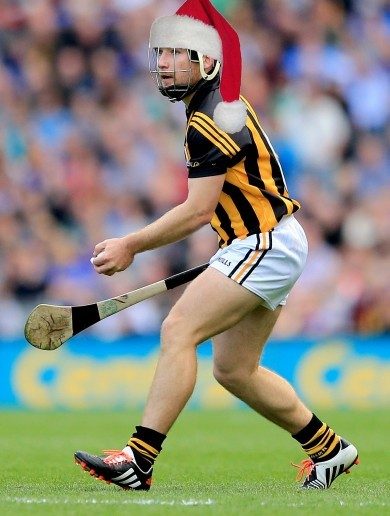 Richie Ho Ho Hogan leads TheScore.ie's festive hurling XV