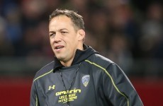 Gibbes keen for titles with Clermont after earning legend status in Leinster