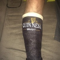 Here's an absolutely genius way to spruce up a boring old cast