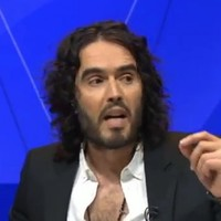 """Russell Brand tells Nigel Farage: """"You're a pound shop Enoch Powell"""""""