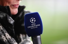 RTÉ retain lucrative Champions League rights for the next three seasons