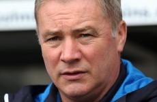 Ally McCoist has tendered his resignation to Rangers bosses