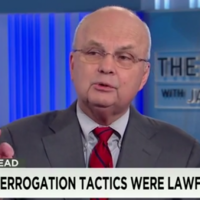 'I'm not a doctor but...': Ex-CIA chief defends rectal rehydration of inmates