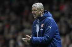 Arsene Wenger urges disgruntled fans to put their displeasure aside and support the Gunners