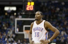Now Kevin Durant can do 'the Dirk Nowitzki shot' he's virtually unstoppable