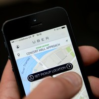 Another city is getting ready to ban Uber