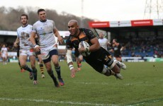 Wasps sting Castres for 7 tries as they pull within a point of Leinster in Pool 2