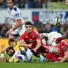 Keatley grabs last-gasp losing bonus point in Clermont to keep Munster alive