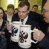 Russia finally decides: beer is not actually a food