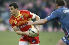 It looks like Dan Carter is going to move up north after the World Cup next year